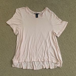 The Perfect Light Pink Tee
